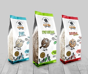 Дизайн упаковки в Усть-Каменогорске