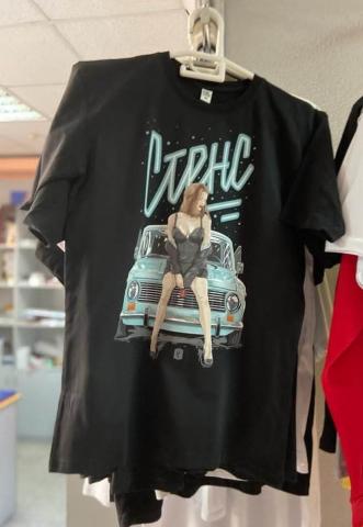заказать футболку в Усть-Каменогорске
